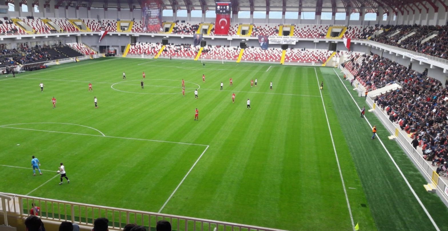 Mustafa Kemal Atatürk Stadyumu